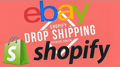 How to sell on eBay using Shopify