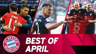 German Championship & DFB Cup Final compensate CL defeat | Best of April