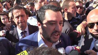 Desirée, Salvini: