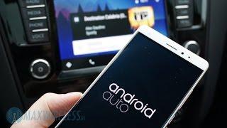 Test: Android Auto mit Skoda SmartLink