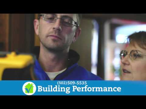 Building Performance TV Ad 2016 Home Energy Audit