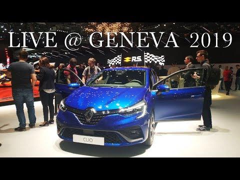 NUOVA RENAULT CLIO – Salone Di Ginevra 2019
