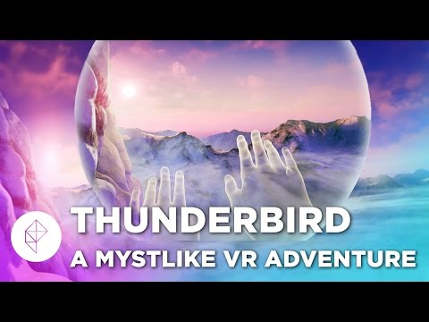 Thunderbird Gameplay: A Lonely, Myst-like VR Adventure
