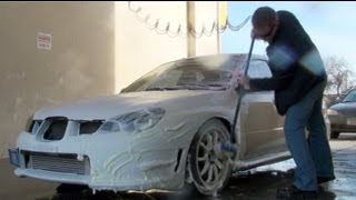 How to Clean Your Plasti-Dip Car, Automatic Wash