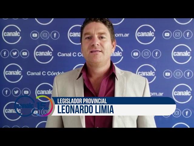 Canal C 15 años: Leonardo Limia, legislador provincial