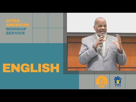 Inter-American Worship Service - ENGLISH