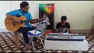 "Hindusthanavu song from"" Amruta Ghalige"" ..By Srikara ""VARUN""."