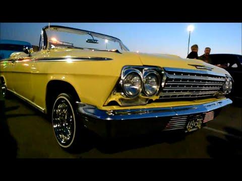 62 Impala Convertible Lowrider