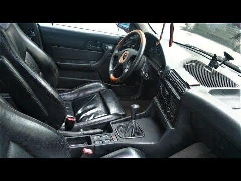 АнтиТАЗ! BMW E34 поездка в Бронницы