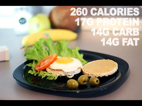 perfect-quick-high-protein-/-low-carb-pre-workout-snack-for-bodybuilders