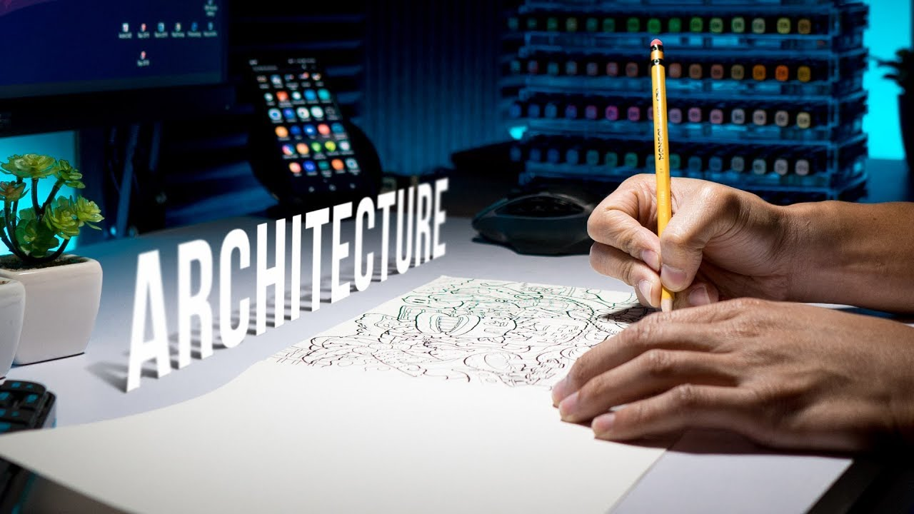 What Do You Need To Be An Architecture