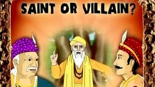 Akbar And Birbal Animated Story - Saint Or Villain In Bhojpuri