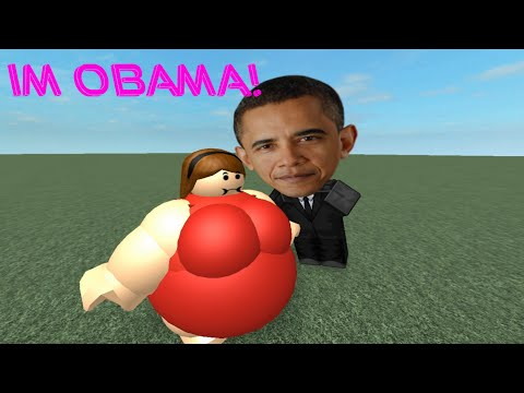 Im Obama Roblox Music Video Youtube