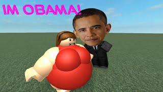 Im Obama - Roblox Music Video