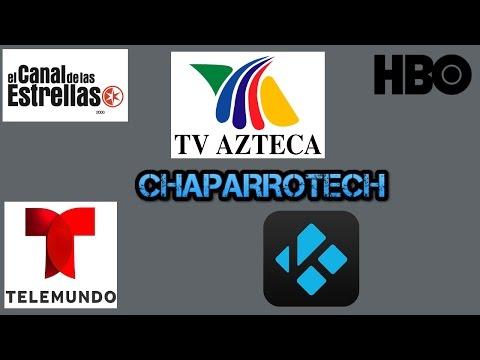 Television de cable en vivo y peliculas en español gratis kodi xbmc