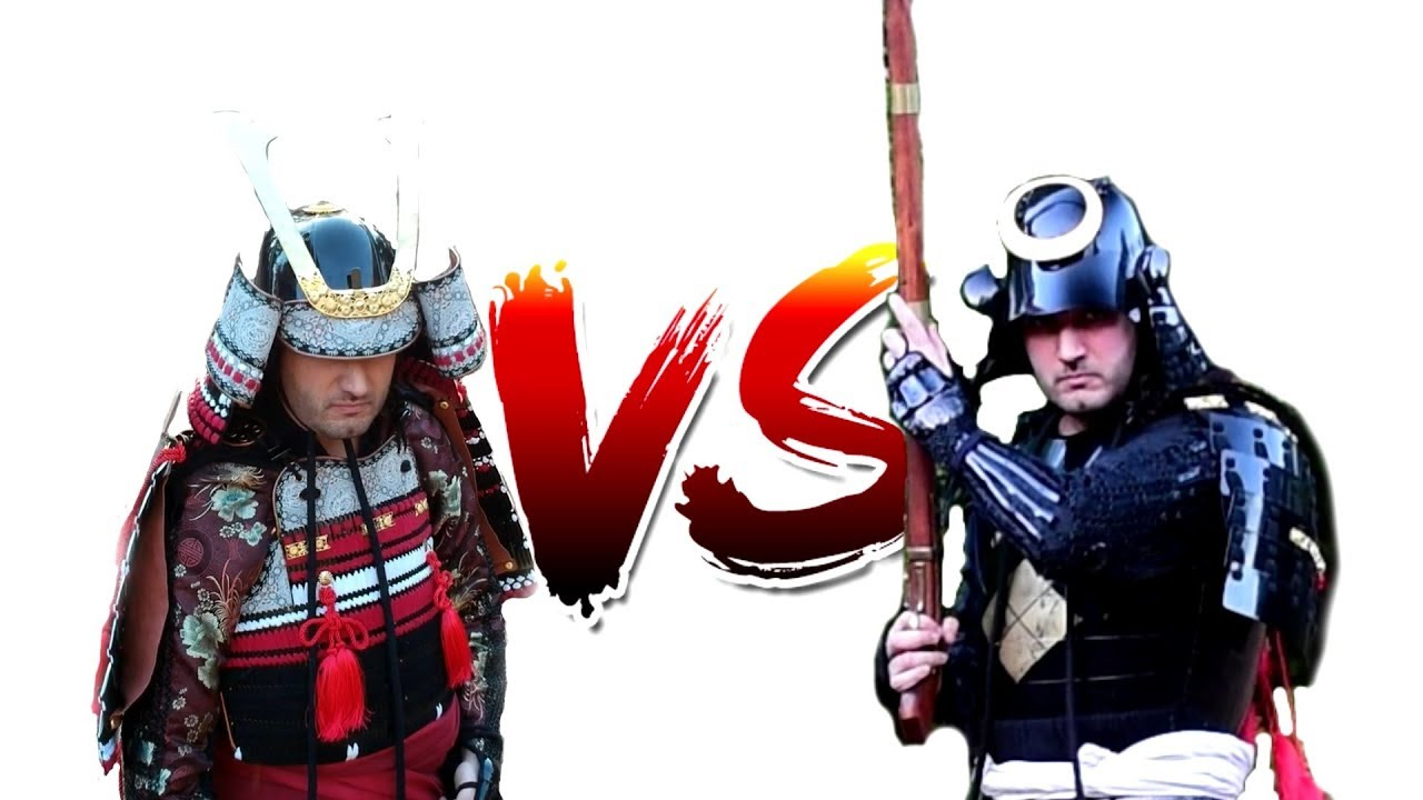 Samurai Armor Comparison 14th Century Vs 16th Century Youtube