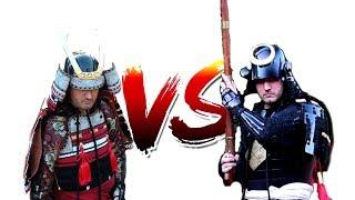 Samurai Armor Comparison - 14th Century VS 16th Century