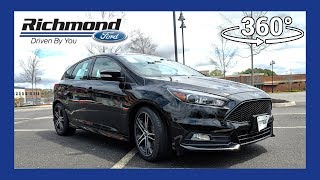 2018 Ford Focus ST 360 Degree Virtual Test Drive