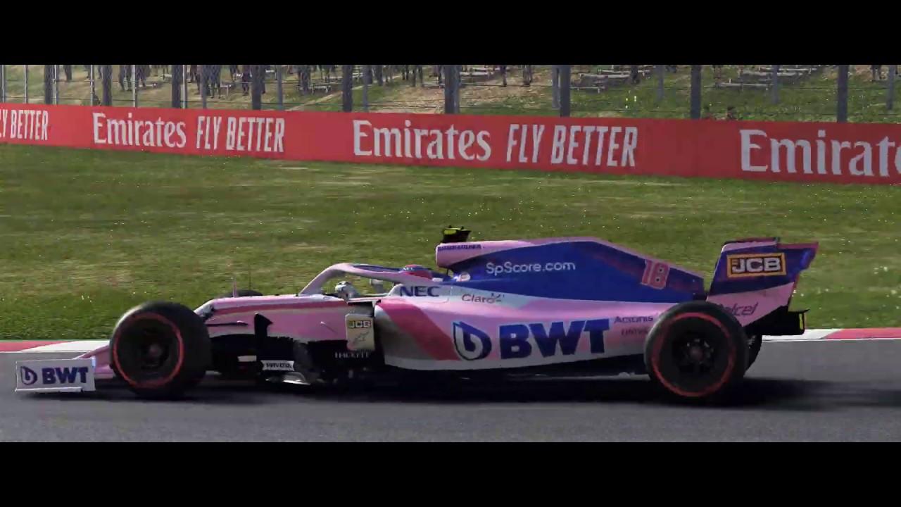 F1 Spanien