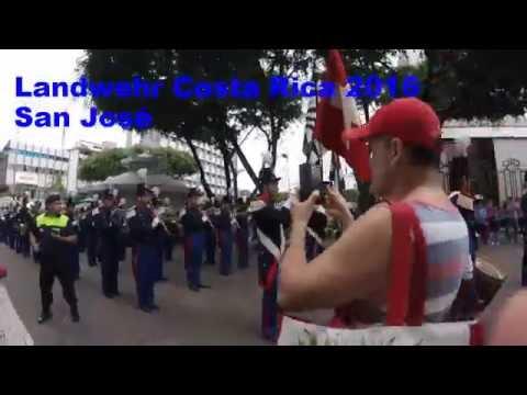 Landwehr Tour Costa Rica 2016