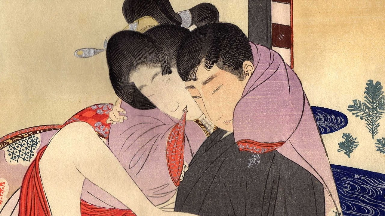 Love and sexuality in japanese literature