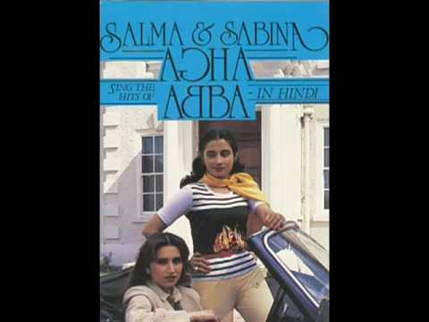 Salma & Sabina - Abba The Name Of The Game in Urdu.flv mp3