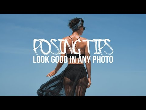 Look Good In ANY PHOTO! 6 Posing Tips Ft. Sorelle Amore