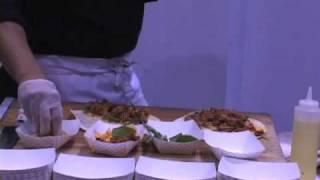 Kogi Bbq Kimchi Quesadillas
