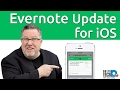 Evernote 8 for iOS, A Slick Update