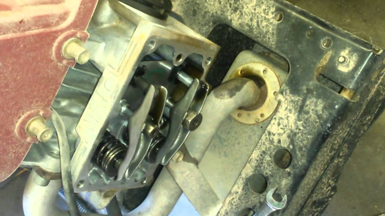 18 5 Hp Briggs And Stratton Valve Adjustment