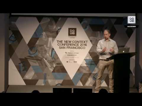 Keynote: Adam Back: the Social Impact of Blockchain at NCC 2016
