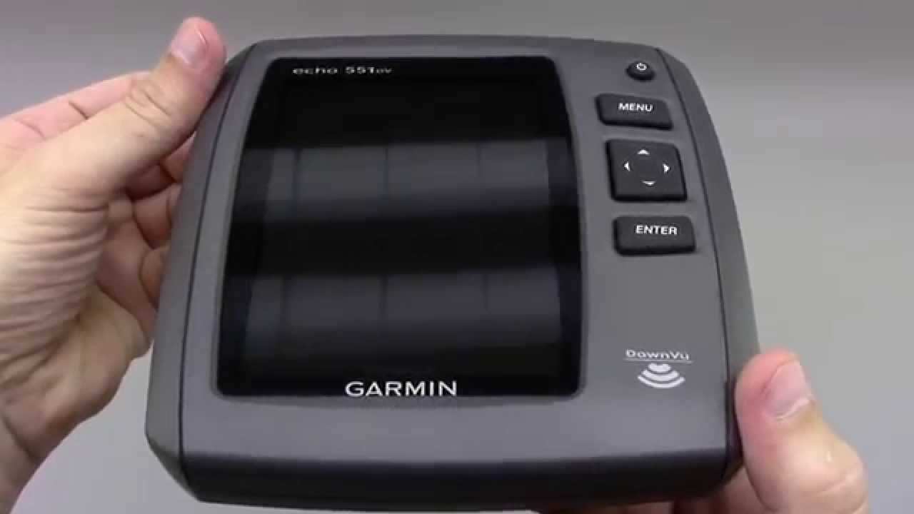 Garmin Echo 551dv Unboxing Hd Youtube 300c Fishfinder Wiring Diagram