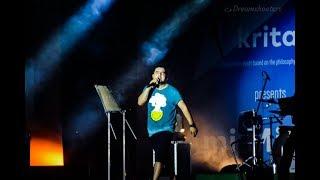 Gambar cover Ami Mishra - Hasi ban Gaye (Rock) live @ Kritarth KIIT Bhubaneshwar