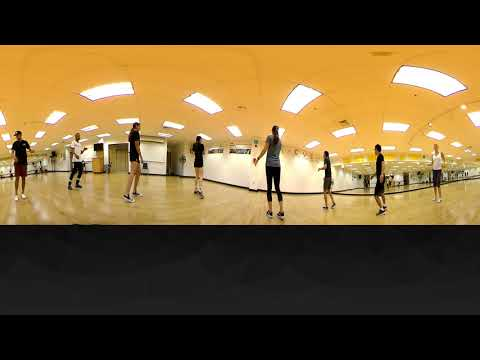 4 Wall Dance – 360 Video