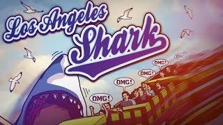 UN TIBURON EN LOS ANGELES!!! | L.A SHARK