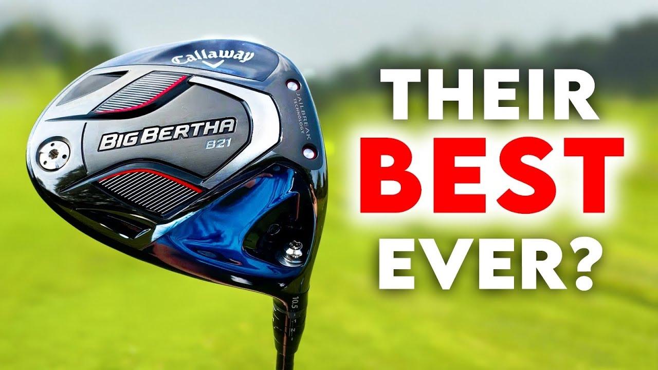 Their Best Ever Driver? Full Bag Test | Big Bertha B21 Anti-Slice Golf Clubs