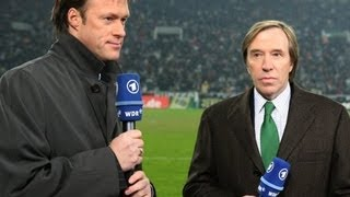 Günter Netzer vs Gerhard Delling - Best of