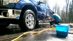 Good Looks Auto Detailing - Rail Dust Removal