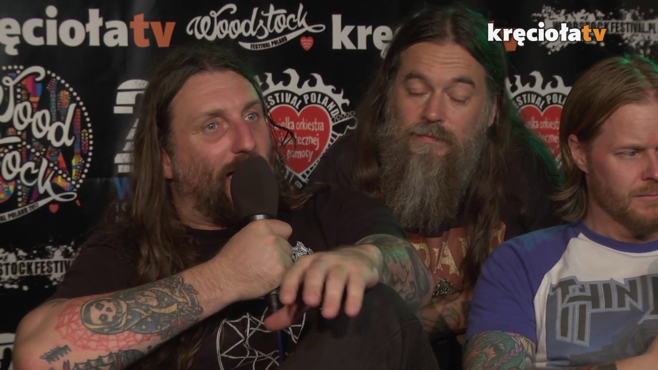 Orange Goblin- wywiad #Woodstock2017