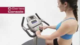 Spirit CU800 Upright Bike - Fitness Direct