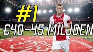 TOP 5 Meest Begeerde Eredivisie-Spelers!