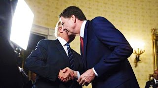 LEAKED: Trump Asked Comey To Drop Flynn Investigation