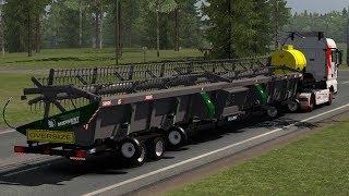 [1.33] Euro Truck Simulator 2 | Midwest Durus Trailers | Mods