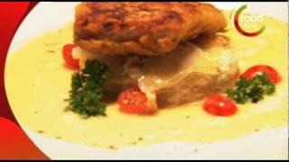 How To Cook Mustard Fish On Potato Au Gratin - Chris Saleem - Goa -tasty & Delicious