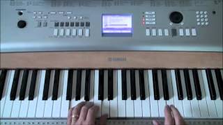 Unchanging | by Chris Tomlin | Easy Piano Cover