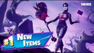 NEW Dark Bomber Skin & Thunder Smash Pickaxe! Fortnite Live Stream!