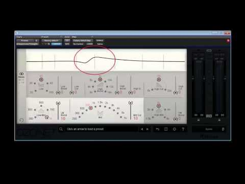 Getting Started with the Vintage EQ in Ozone 7 Advanced