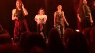 Cimorelli Live In Berlin Heart Attack by Demi Lovato.mp3