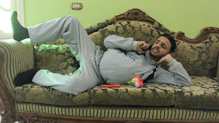 الفرق بين مكالمات الحب عند الاجانب و المصريين | شادى سرور