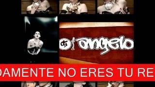 AFORTUNADAMENTE NO ERES TU REMIX OFICIAL - PATY CANTU FEAT DYLAND Y LENNY BY DJ ANGELO